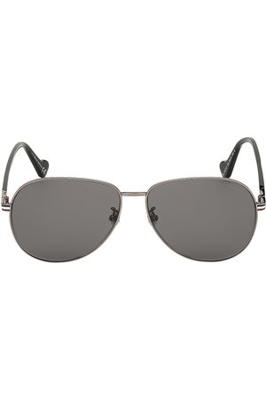 Moncler Men's 63MM Aviator Sunglasses