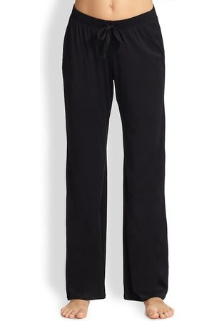 Hanro Women's Cotton Deluxe Lounge Pants - - Size XS