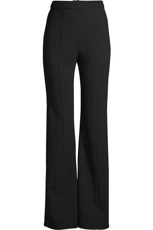 Black Halo Women's Isabella Flare Pants - - Size 12
