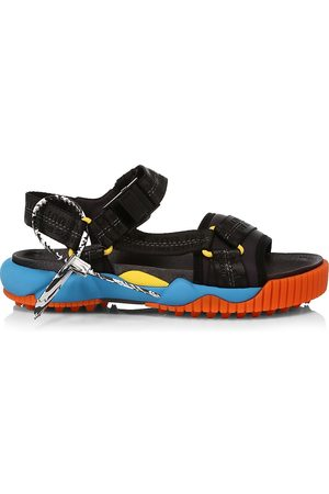 OFF-WHITE Men's ODSY Minimal Trekking Sandals - - Size 44 (11)