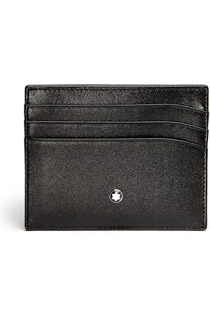 Mont Blanc Men's Meisterstuck Pocket 6cc