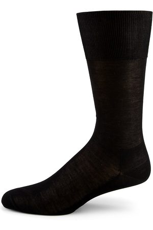 Falke Men's Airport Socks - - Size 39-40 (6.5-7.5)