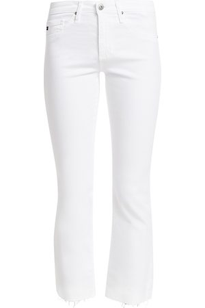 AG Jeans Women's Jodi High-Rise Crop Flare Jeans - - Size 32 (10-12)