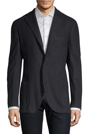 Boglioli Men's Plush Wool Jacket - - Size 46 (36)