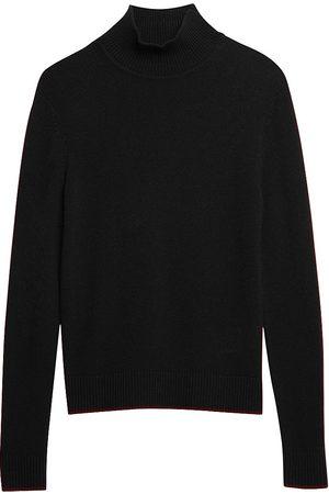 THEORY Women's Basic Cashmere Turtleneck - - Size XL
