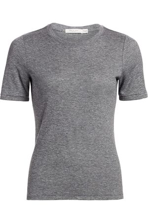 RAG&BONE Women's Kari Slim-Fit Tee - - Size Medium