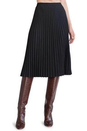 Trina Turk Women's Bancroft Pleated Skirt - - Size 8