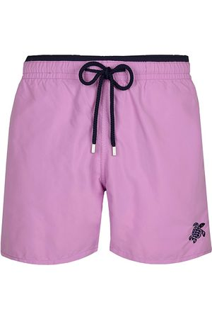 Vilebrequin Men's Unis Bi-Color Swim Shorts - - Size XXL