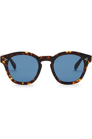 Oliver Peoples Men's Boudreau L.A. 48MM Square Sunglasses