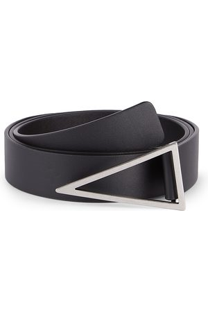 Bottega Veneta Men's Intrecciato Leather Belt - - Size 110 (44)
