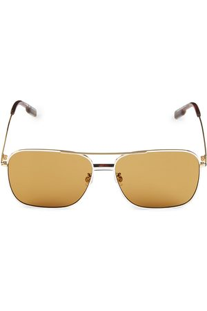 Kenzo Men's 65MM Endura Aviator Sunglasses
