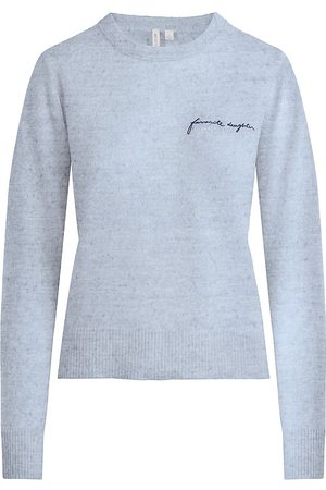 Joes Jeans Women's Favorite Daughter for Joe's Cashmere Crewneck Sweater - - Size Small
