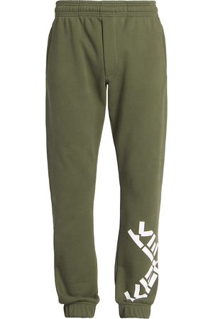 Kenzo Men's Logo Sport Jogging Pants - - Size Small