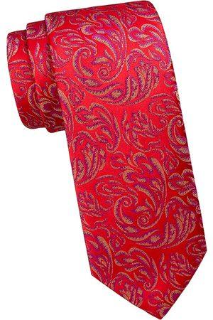 Charvet Men's Paisley Silk Jacquard Tie
