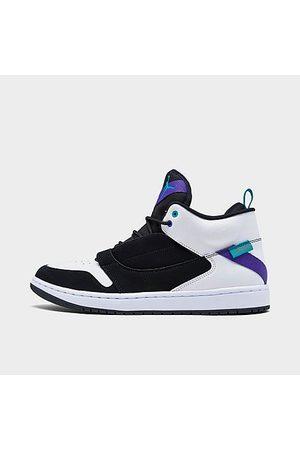 Nike Men Basketball - Jordan Men's Fadeaway Basketball Shoes in Size 7.5 Leather