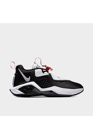 Nike Big Kids' LeBron Soldier 14 Basketball Shoes Size 4.0