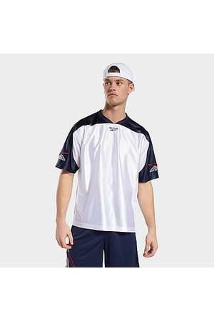 Reebok Men's Classics Football Jersey in Size Medium Polyester/Jersey