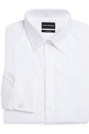 Emporio Armani Men's Modern-Fit Tuxedo Shirt - - Size 18