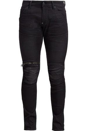G-Star Men's 3D Zip Knee Super Slim Jeans - New Dark Age - Size 32