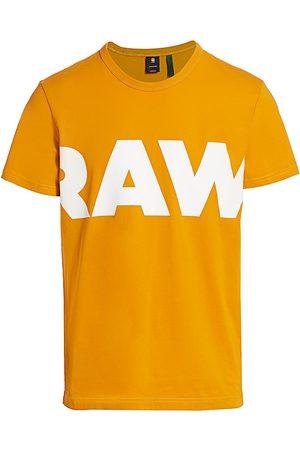 G-Star Men's Raw Logo Graphic Tee - - Size XXL