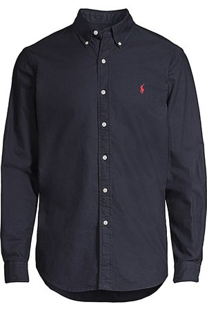Polo Ralph Lauren Men's Classic-Fit Oxford Shirt - - Size XXL