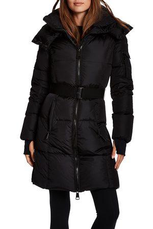 SAM. Women's Matte Noho Puffer Down Jacket - - Size Large