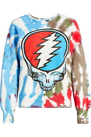 Madeworn Women's Grateful Dead Graphic Sweatshirt - - Size Small