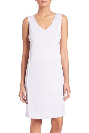 Hanro Women's Pure Essence Tank Gown - - Size Large