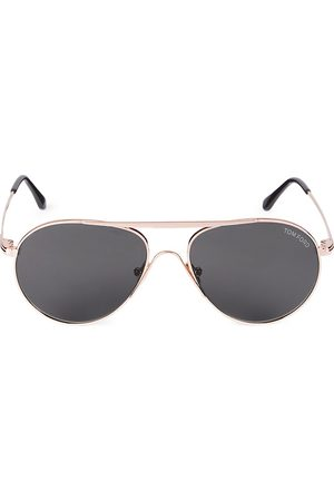 Tom Ford Men's 58MM Aviator Sunglasses