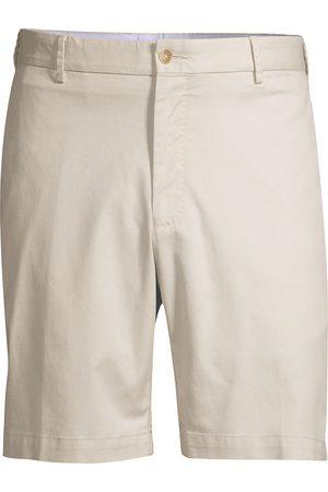 Peter Millar Men's Cotton Twill Shorts - - Size 40
