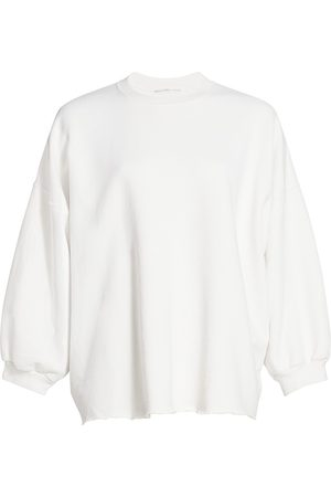 RACHEL COMEY Women's Fond Puff-Sleeve Sweatshirt - - Size XS-Small