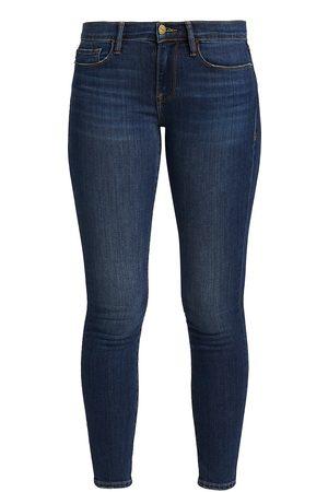 Frame Women's Le Skinny De Jeanne Jeans - - Size 34 (16)