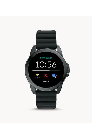 Brands Fossil Men's Gen 5E Smartwatch Silicone
