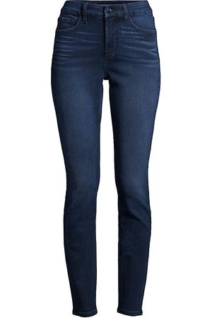 7 for all Mankind Women's Classic High-Rise Sculpting Skinny Jeans - - Size 33 (16)