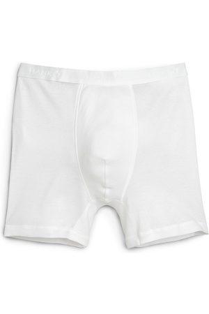 Hanro Men's Cotton Pure Boxer Briefs - - Size XL