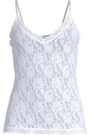 Hanky Panky Women's Lace V-Front Cami - - Size Small