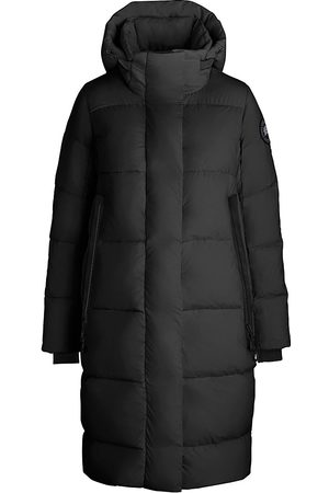 Canada Goose Women's Byward Slim-Fit Parka - - Size Large