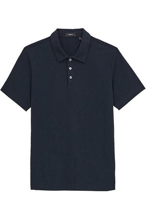 THEORY Men's Cosmo Regular-Fit Polo Shirt - - Size Large