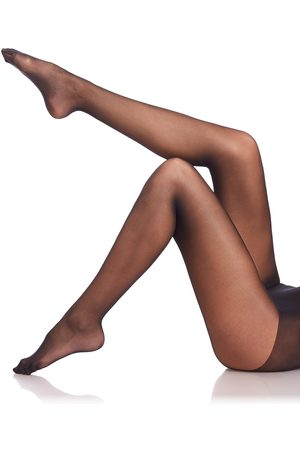 Wolford Women's Pure 10 Sheer Tights - - Size XL
