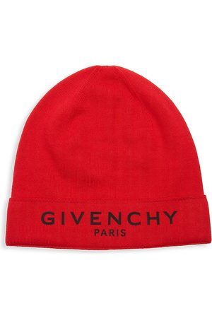 Givenchy Men's Logo Knit Beanie