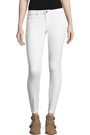 AG Jeans Women's Low-Rise Legging Ankle Jeans - - Size 31 (10)