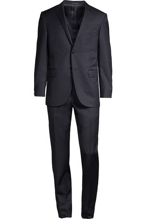 corneliani Men's Academy Wool Suit - - Size 54 (44) R