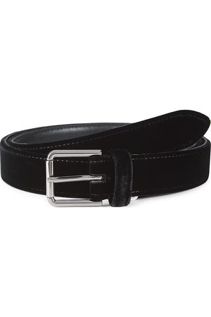 Armani Men's Velvet Belt - - Size 34