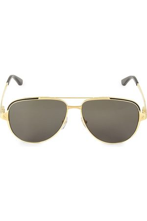 Cartier Men's 60MM Aviator Sunglasses
