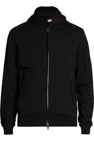 Moncler Men's Aletschhorn Logo Hooded Jacket - - Size 5 (XXL)