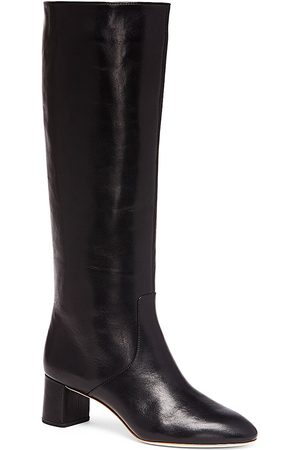 Loeffler Randall Women's Gia Tall Leather Boots - - Size 11