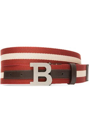 Bally Men's Iconic Buckle Reversible Belt - - Size 38
