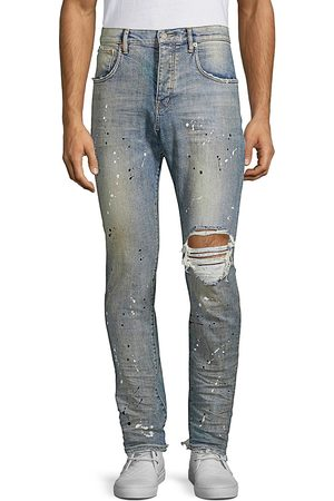 Purple Brand Men's P002 Slim Dropped Fit Jeans - - Size 38