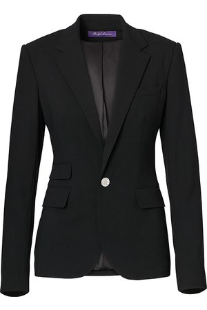Ralph Lauren Women's Iconic Style Parker Wool Jacket - - Size 0