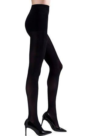 Natori Women's Solid Opaque Tights - - Size Medium-Large